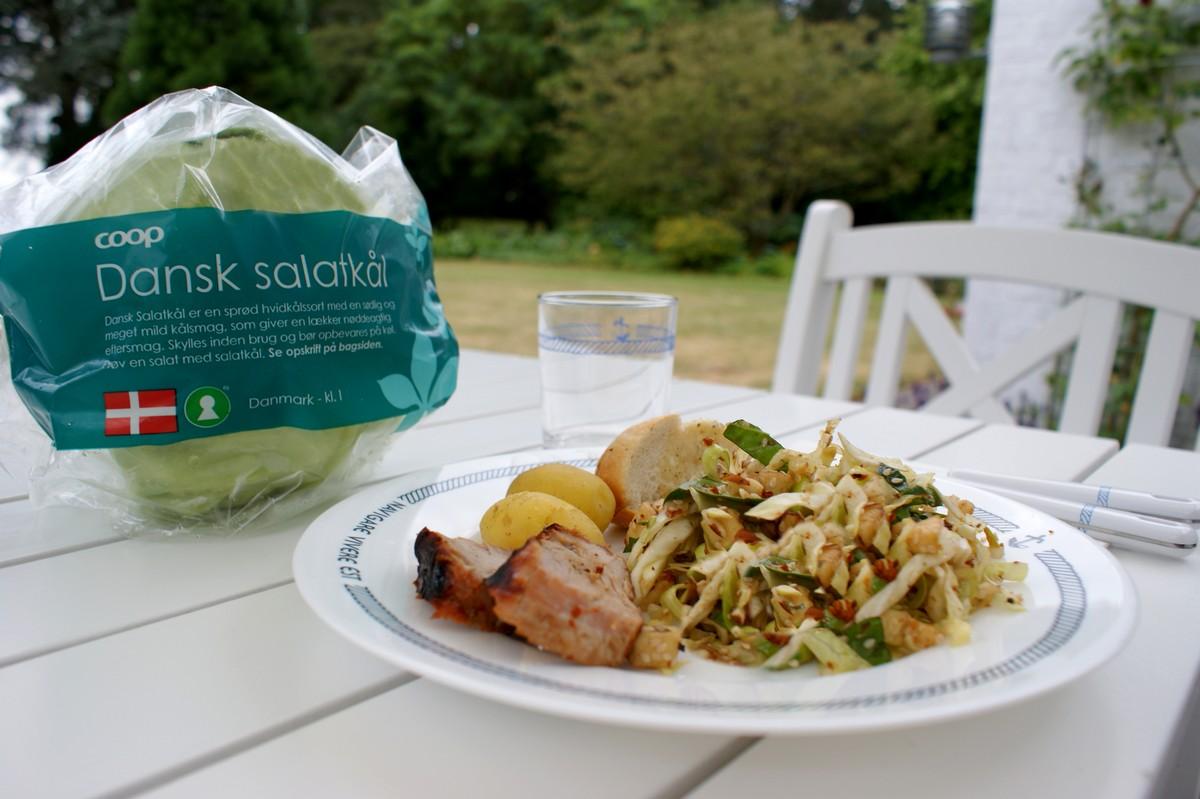 Nem mad med Salatkål -mild, sød og smagfuld kål til hverdagsmaden